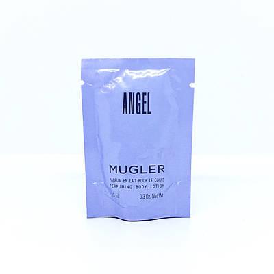Жіночий лосьйон для тіла THIERRY MUGLER Angel body lotion 10ml, солодкий східний вечірній аромат ОРИГІНАЛ