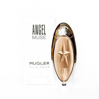 Духи THIERRY MUGLER Angel Muse парфюмированная вода 100ml ТЕСТЕР, восточный теплый пряный аромат ОРИГИНАЛ
