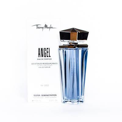 Женские духи THIERRY MUGLER Angel Refillable 100ml парфюмированная вода ТЕСТЕР сладкий восточный аромат