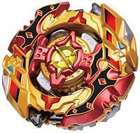 Игрушка волчок Бейблейд Spriggan Reqviem  Cho-Z S5 B126, Спрайзен Реквием С5. красный