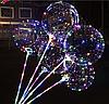 Світлові кулі Бо Бо. Світяться кульки bo bo з діодами.