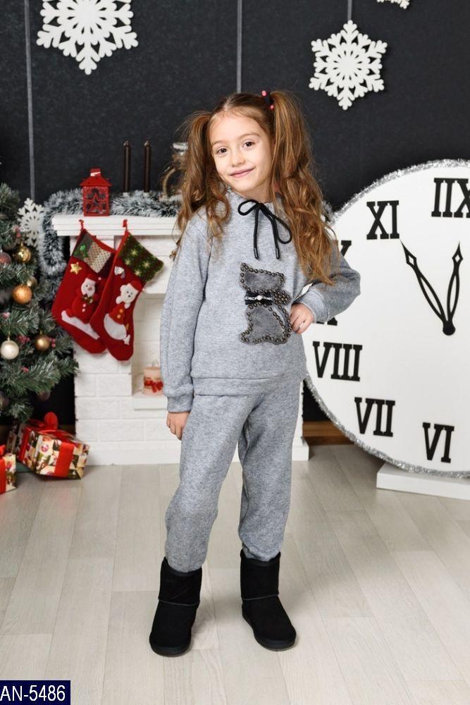 Спортивный костюм детский ангора для девочки Одесса 7 км
