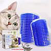 Іграшка-масажер (чесалка) для кішок з кріпленням до стіни CAT IT