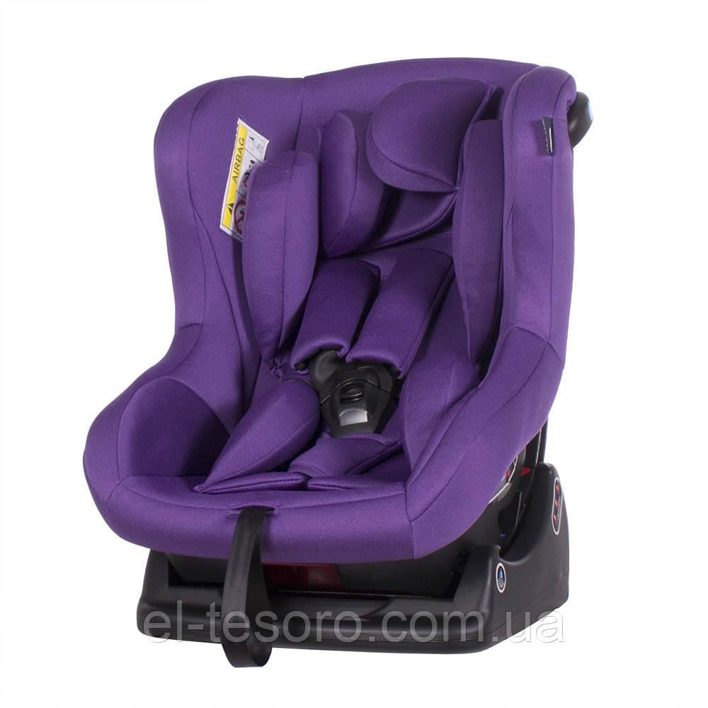 Автокресло TILLY Corvet T-521/1 Purple группа 0+1