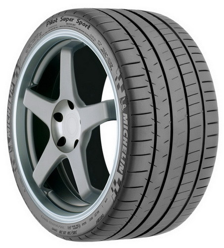 Michelin Pilot Super Sport 345/30 ZR19 109Y