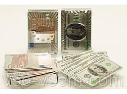 I5-55 Карты пластик серебро