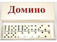 I5-38 Домино в картонной коробке.
