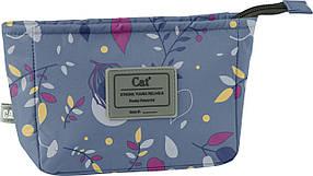Несессер CAT Women's 83645;393 голубой/принт