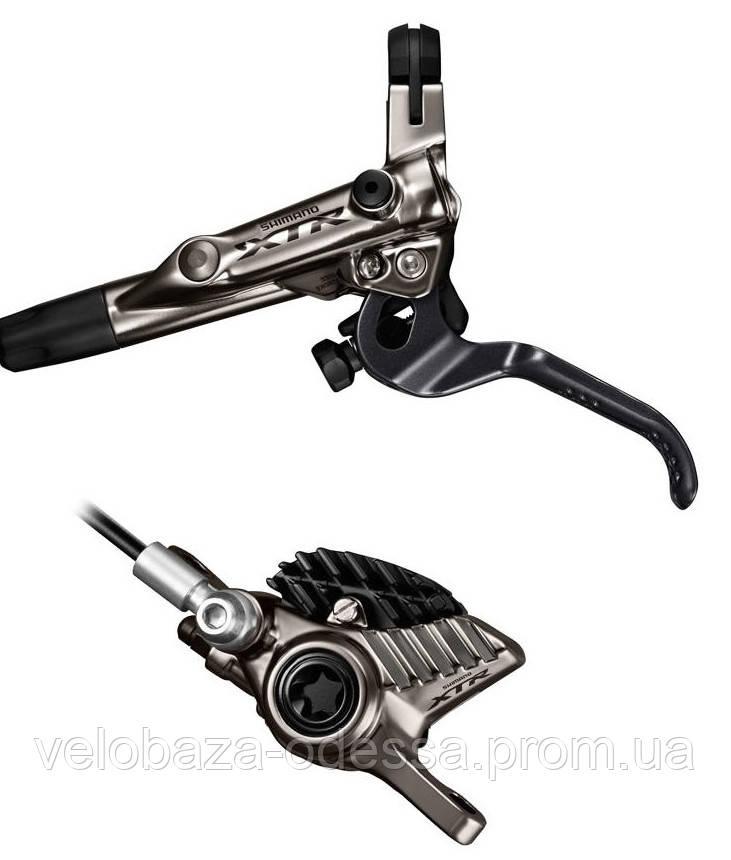 Гальмо гідравл. дискове M9020 XTR, Enduro/Trai переднє (ліва ручка, каліпер, гідроліния 1000мм)
