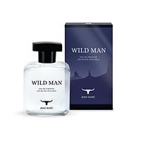 """Туалетная вода мужская """"Jean Marc"""" Wild Man 100мл"""