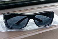 Антибликовые очки водителя для очень яркого солнца HD VISION WRAP AROUND, фото 1