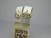 Золотые женские серьги 4,98 г