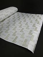 Бумага упаковочная для обуви с индвидуальным логотипом