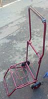 Кравчучка суцільнометалева, вантажопідйомність 80 кг., фото 1