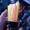 Светящиеся неоновые браслеты, упаковка 50 шт.