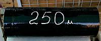 Плівка пакувальна чорна, ширина: 24 см, стрейч-плівка 250 метрів.