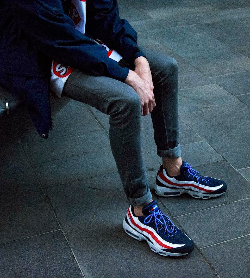 NIKE AIR MAX 95 CITY QS LONDON