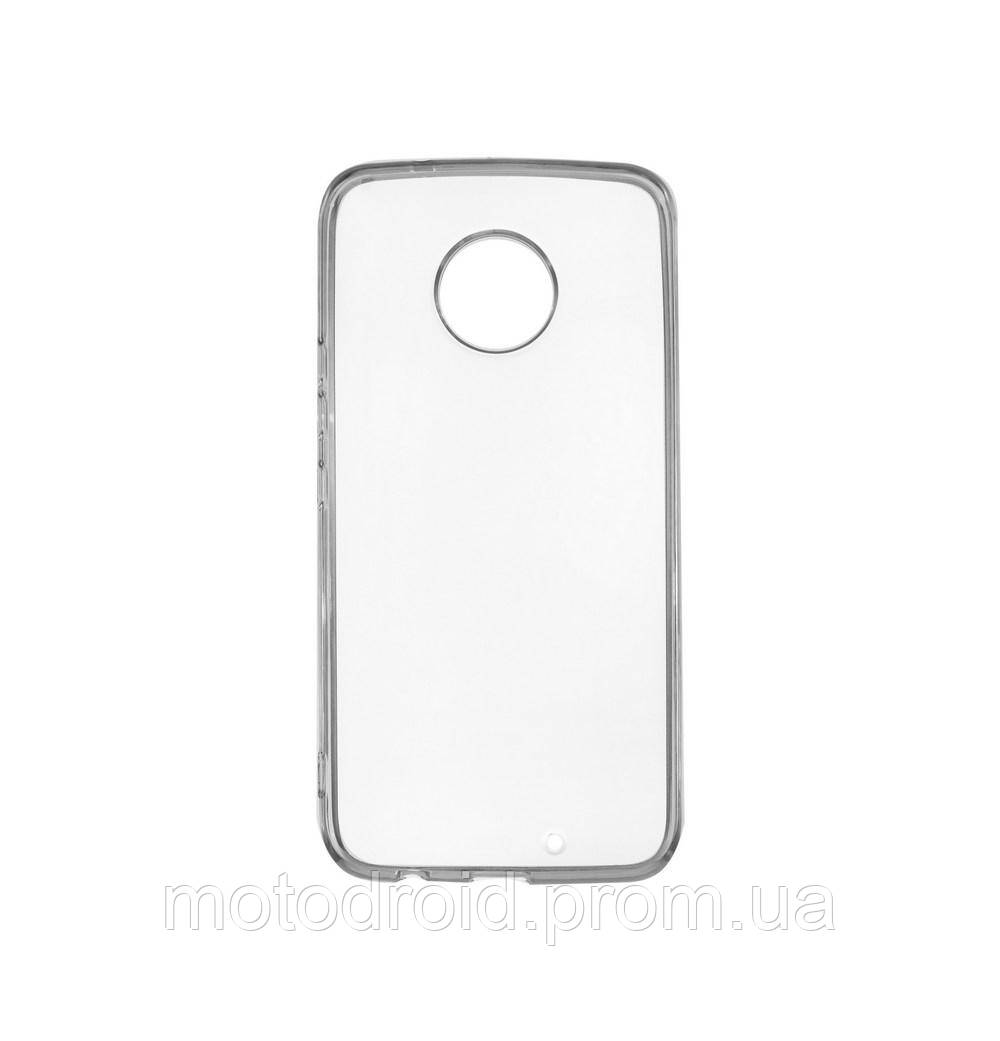 Чохол прозорий для  Motorola Moto X4