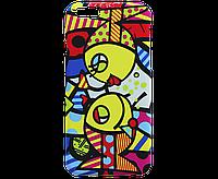 Чехол для мобильного телефона iPhone 6, рисунок - рыбки, фото 1