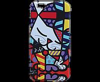 Чехол для мобильного телефона iPhone 6, рисунок - котёнок, фото 1