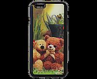 Чехол для мобильного телефона iPhone 6, рисунок - мишки, фото 1