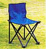 Складаний стілець для риболовлі, відпочинку, пікніка, висота 60 см
