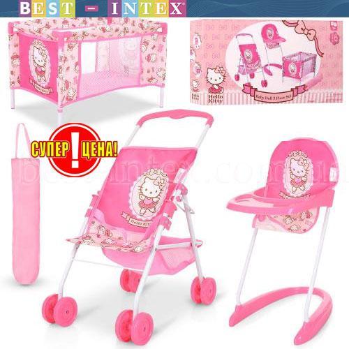 Игровой набор D-98282 Hauck Hello Kitty