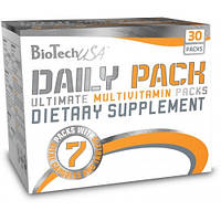 Витамины BioTech DAILY PACK 30 packs, фото 1
