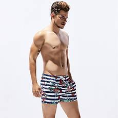 Стильные мужские шорты Seobean - №2334, фото 2