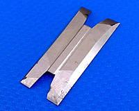 Заточка зачистных ножей для станков по зачистке сварного шва металопластиковых окон