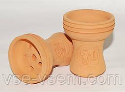 Чашка для кальяна, глиняная большая, пр-ль Турция.