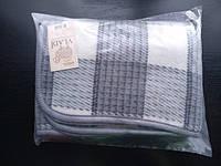 Детский шерстяной плед Vladi серый 100х140