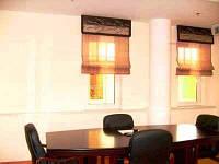 Шторы для офиса. Выбираем конструкции и ткани