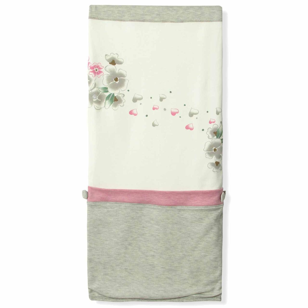 Одеяло для новорожденной девочки Caramell Caramell (One Size)