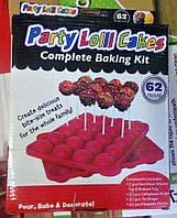 Форма для випічки Party Lolli Cakes