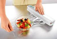 Диспенсер для зберігання харчової плівки Wraptastic, фото 1