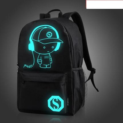 Рюкзак городской светящийся Music