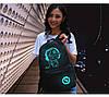 Рюкзак городской светящийся Music, фото 4