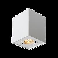 Светильник-куб накладной поворотный SpectrumLED CHLOE GU10 (белый), фото 1