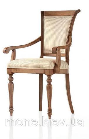 """Итальянский стул с подлокотниками  """"Cecilia"""", фото 2"""