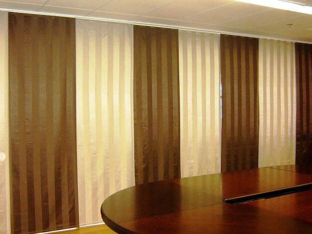 Купить шторы для офиса в Киеве