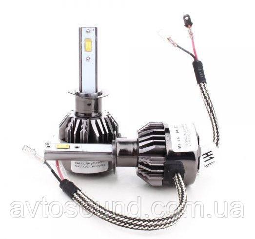 Светодиодные лампы Fantom H1 5500K (пара)