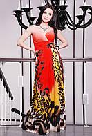 Женский сарафан нарядный в 2х цветах IR Прелесть