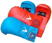 Перчатки для карате WKF