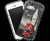 Защитный 3D чехол для IPhone 5 и 5s, Polaroid