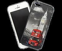 Защитный 3D чехол для IPhone 5 и 5s, Polaroid, фото 1