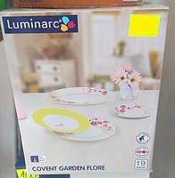 Набор тарелок Luminarc 19 предметов.