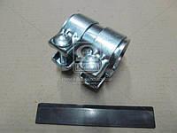 ⭐⭐⭐⭐⭐ Хомут крепления глушителя D=50/54.5x80 мм (пр-во Fischer)