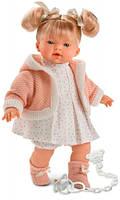 Интерактивная Кукла Llorens Crying Baby Роберта (33 см)