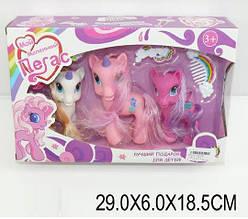 Дитячий набір поні з аксесуарами